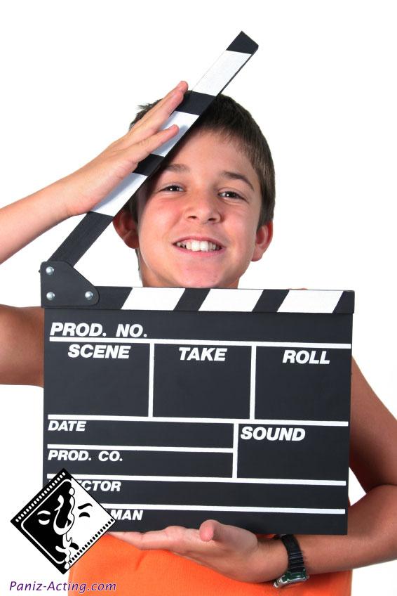 راه های بازیگر شدن در کودکی