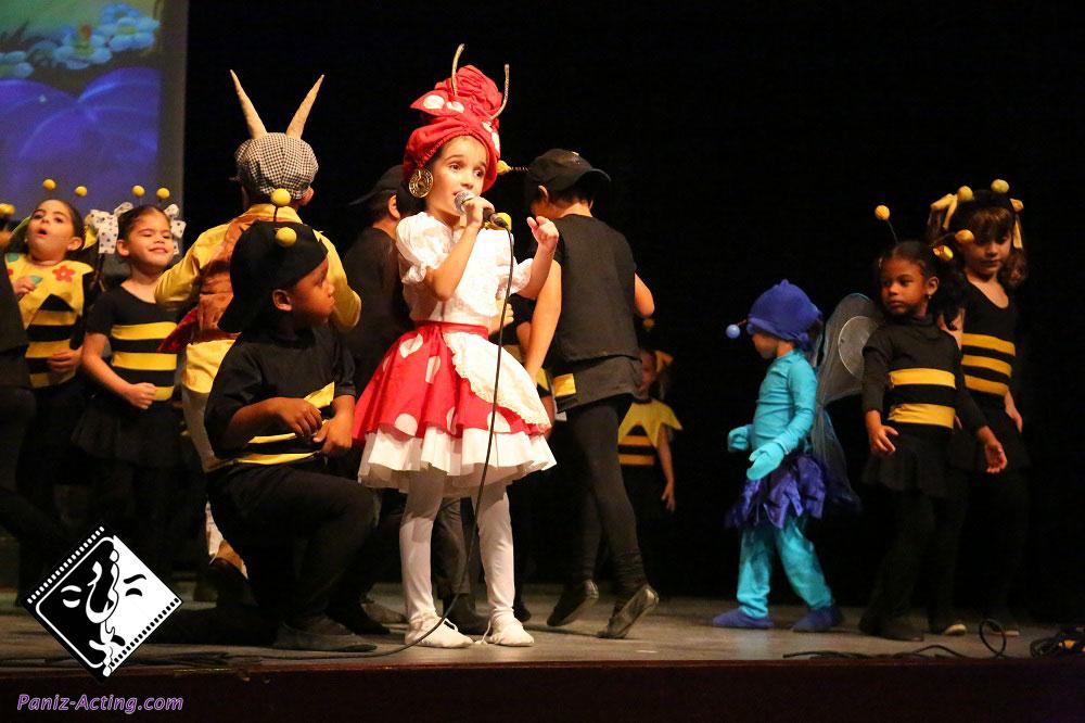 کلاس های بازیگری و ایجاد اعتماد به نفس در کودکان