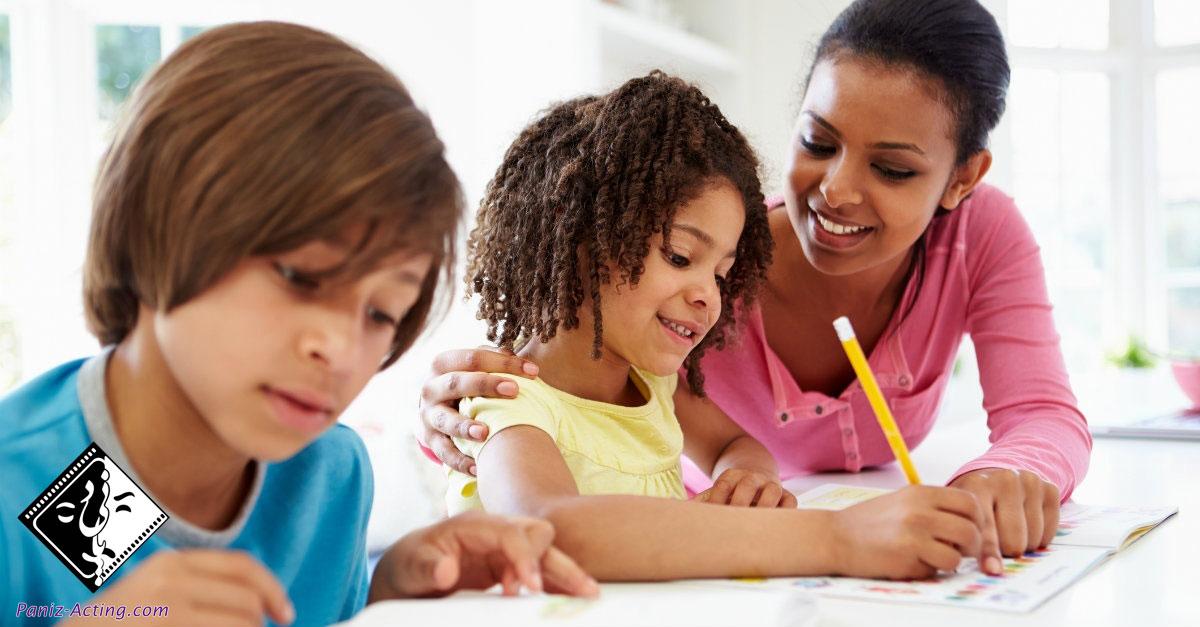 تحصیل در خانه