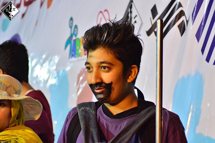 اجرای تئاتر توسط پانیذی ها در روز جهانی کودک