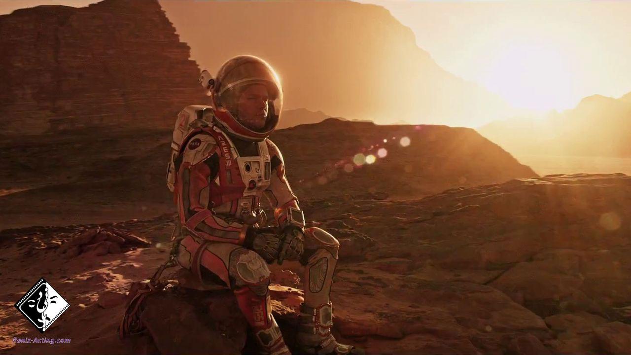 مریخی محصول 2015