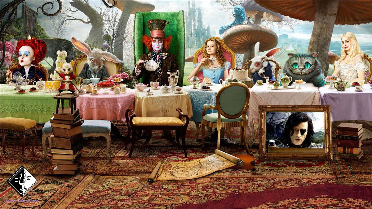 آلیس در سرزمین عجایب محصول 2010