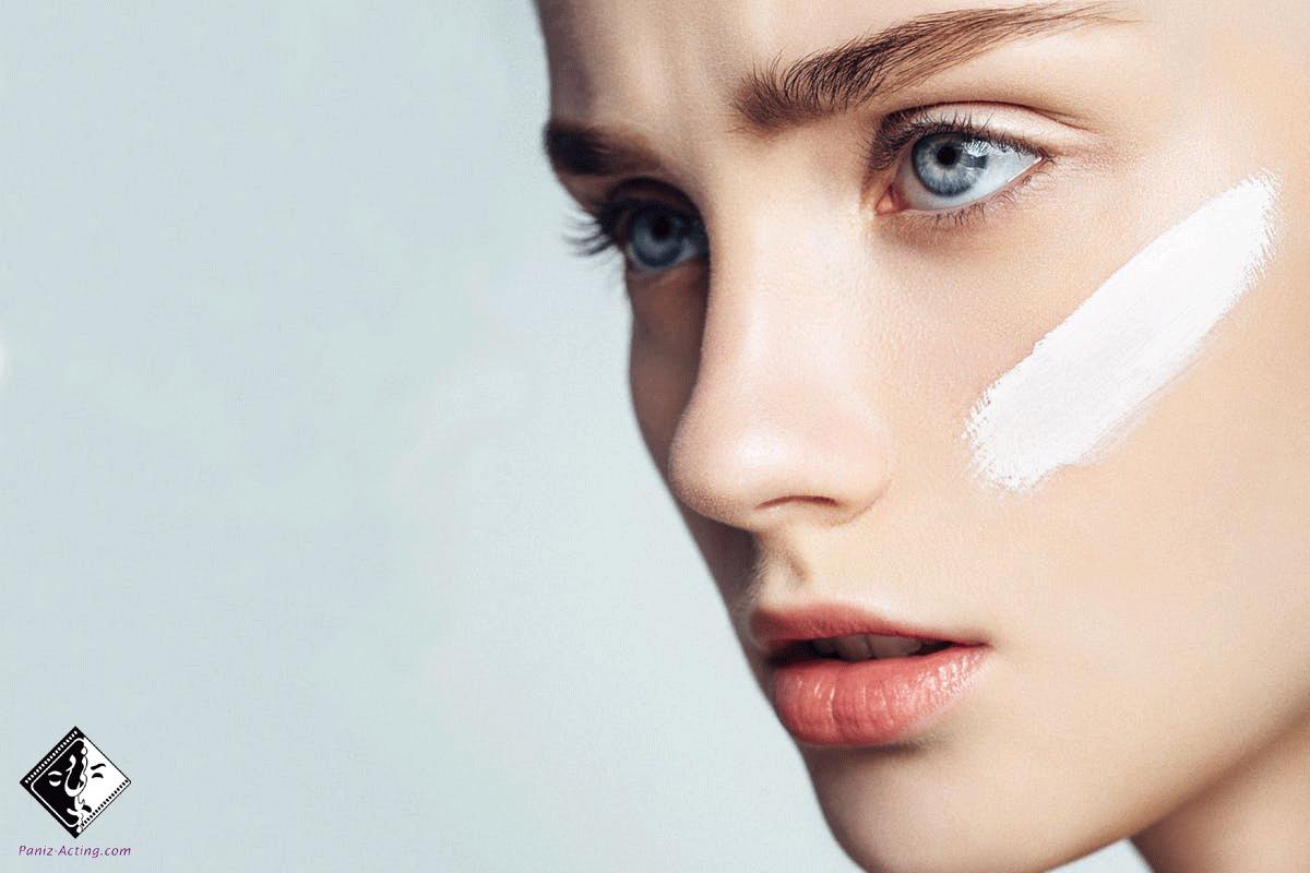 نکات مراقبت پوستی برای بازیگران