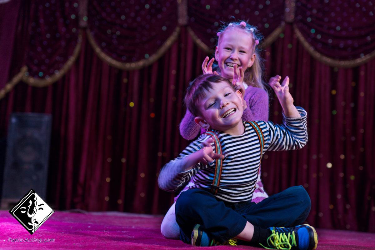 جشنواره بازیگری کودک و نوجوان