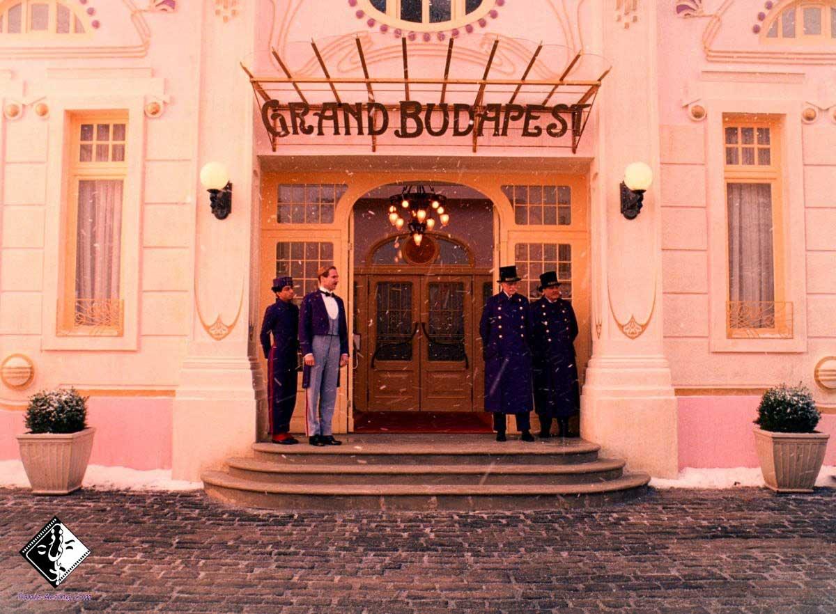 هتل بزرگ بوداپست محصول 2014