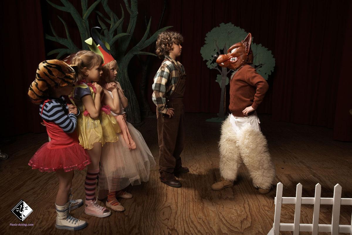 کلاس های بازیگری از راه دور
