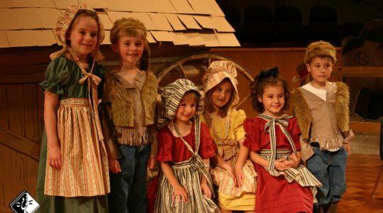 آموزشگاه تئاتر کودک و نوجوان