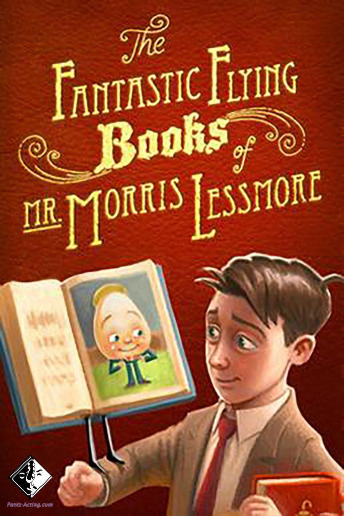نقد انیمیشن کتابهای پرنده آقای موریس