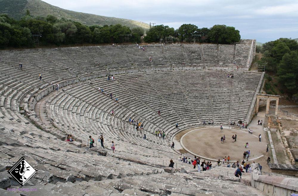 تاریخ تئاتر جهان