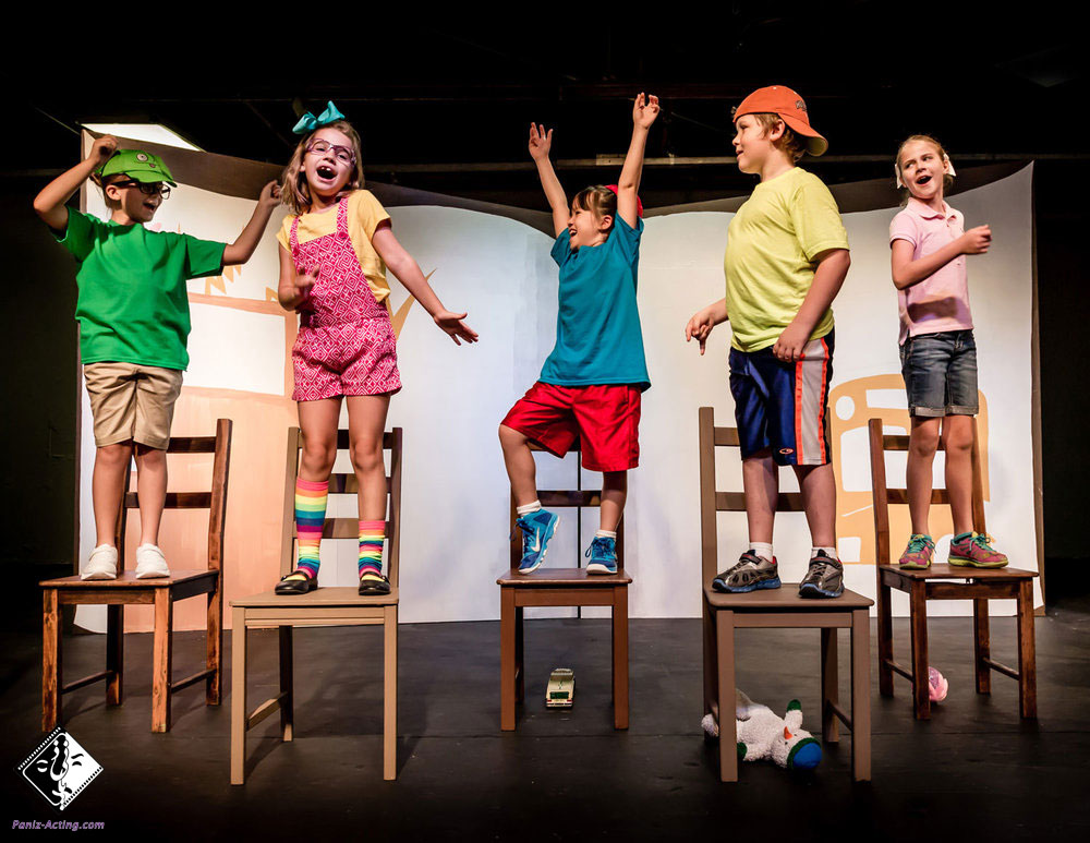 تئاتر کودکان